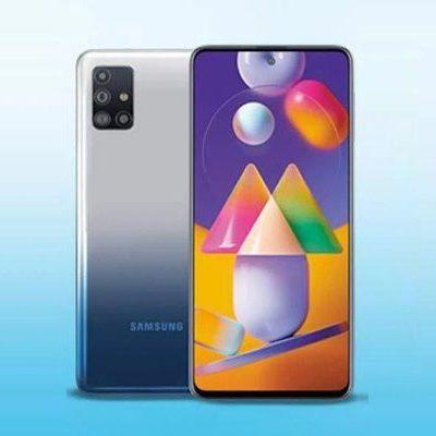 Samsung M31s Phai Thay Rung 2