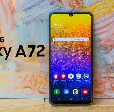 Thay Camera Truoc Samsung A72 2