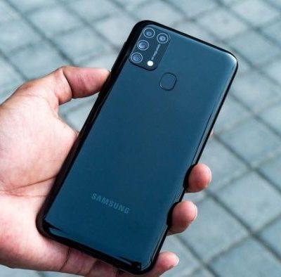 Thay Kinh Camera Sau Samsung M31s 1