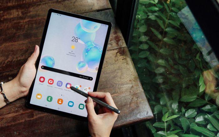 Thay Man Hinh Samsung Galaxy Tab S7 5g 2