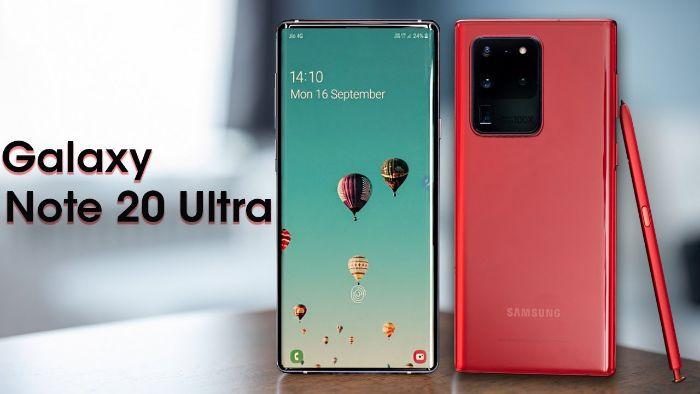 Thay Man Hinh Samsung Note 20 Ultra 2