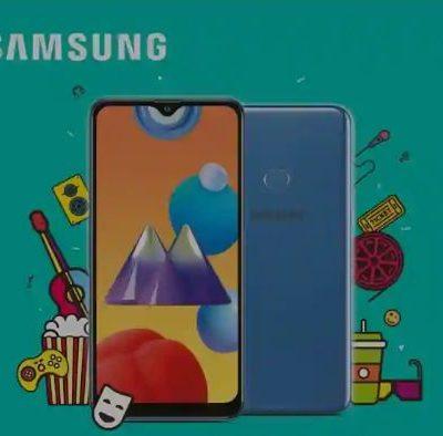 Thay Mat Kinh Samsung M01s 1