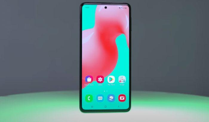 Thay Mat Kinh Samsung M31s 1