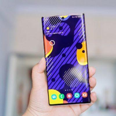 Thay Mat Kinh Samsung Note 20 Ultra 2