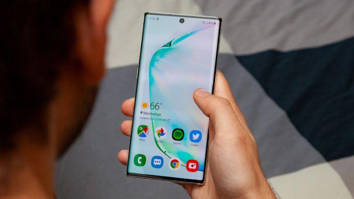Thay Rung Samsung Note 20 Plus 2