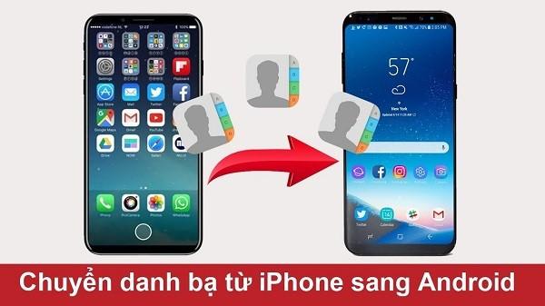Chuyen Danh Ba Tu Iphone Sang Samsung 1