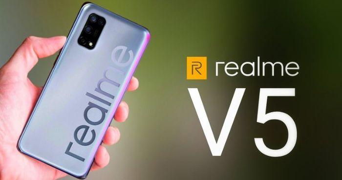 Realme V5 Thay Pin 2