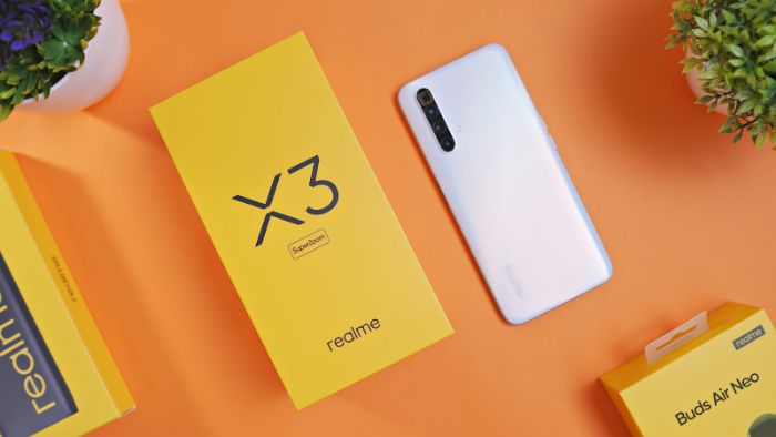 Realme X3 Thay Pin 2