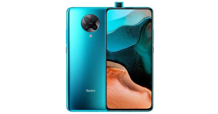 Redmi K30 Ultra Bi Loi Camera 1