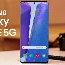 Samsung S20 Fe 5g Thay Rung 2