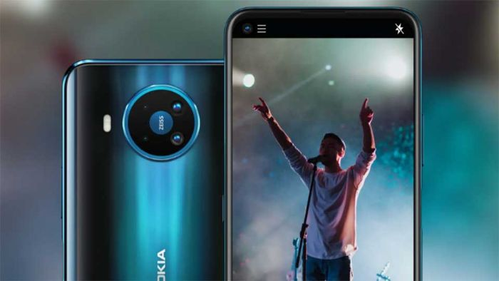 Thay Kinh Camera Sau Nokia 8 V 5g Uw 2