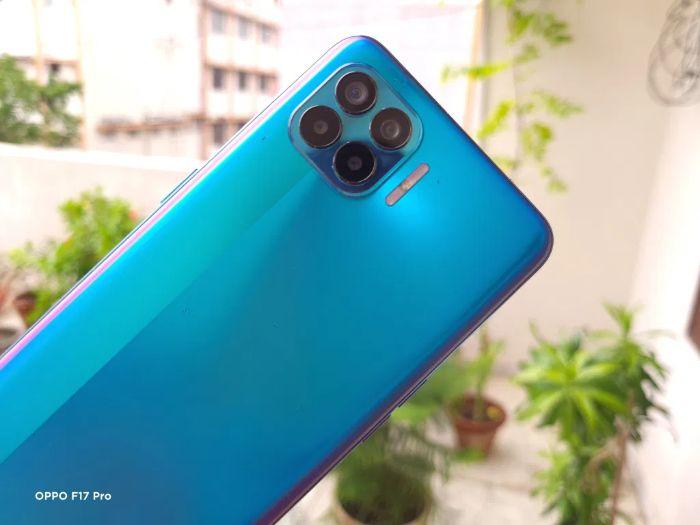 Thay Kinh Camera Sau Oppo F17 Pro 1