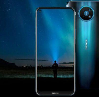 Thay Man Hinh Nokia 8 V 5g Uw 2
