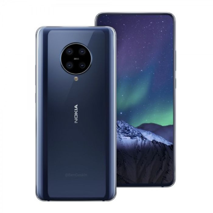 Thay Mat Kinh Nokia 8 V 5g Uw 1