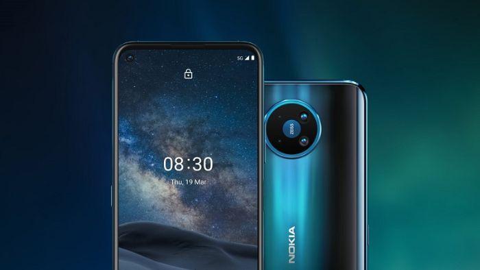 Thay Mat Kinh Nokia 8 V 5g Uw 2