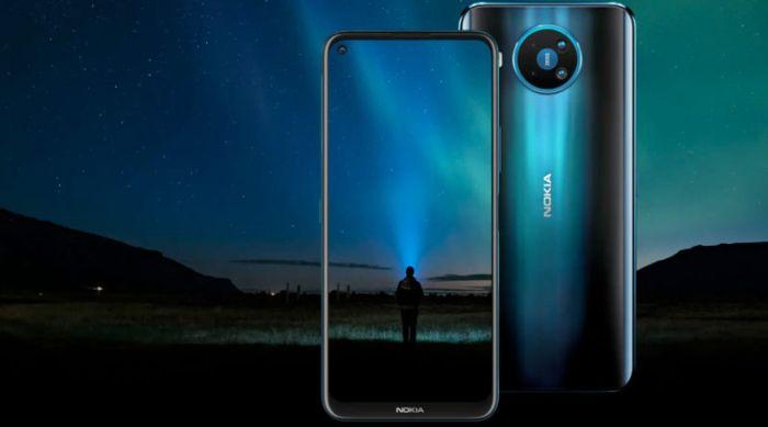Thay Nap Lung Nokia 8 V 5g Uw 2