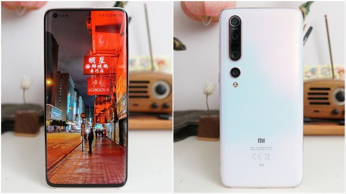 Xiaomi Mi 10 Pro Plus Bi Treo Logo Treo May 2