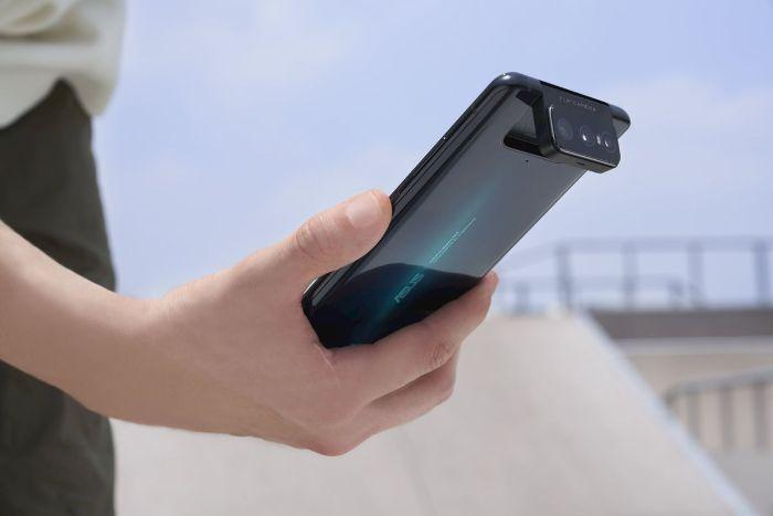 Zenfone 7 7 Pro Loa Nho Loa Re 2
