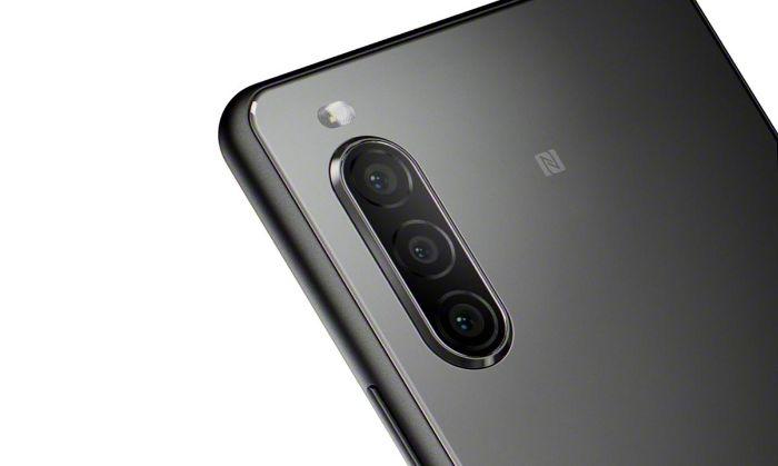 Thay Kinh Camera Sau Sony Xperia 10 Ii 2