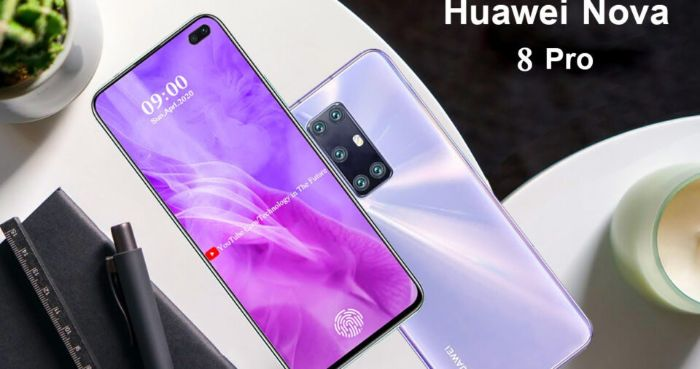Thay Man Hinh Huawei Nova 8 Pro 2