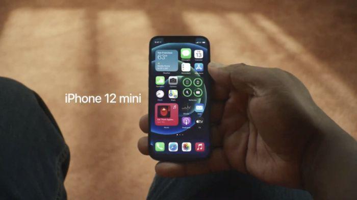Thay Man Hinh Iphone 12 Mini 2