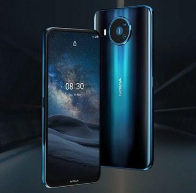 Thay Mat Kinh Nokia 8 3 1
