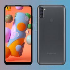 Thay Mat Kinh Samsung A12 1
