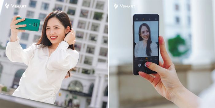 Vsmart Aris Pro Camera Khong Lay Net Camera Bi Mo 2