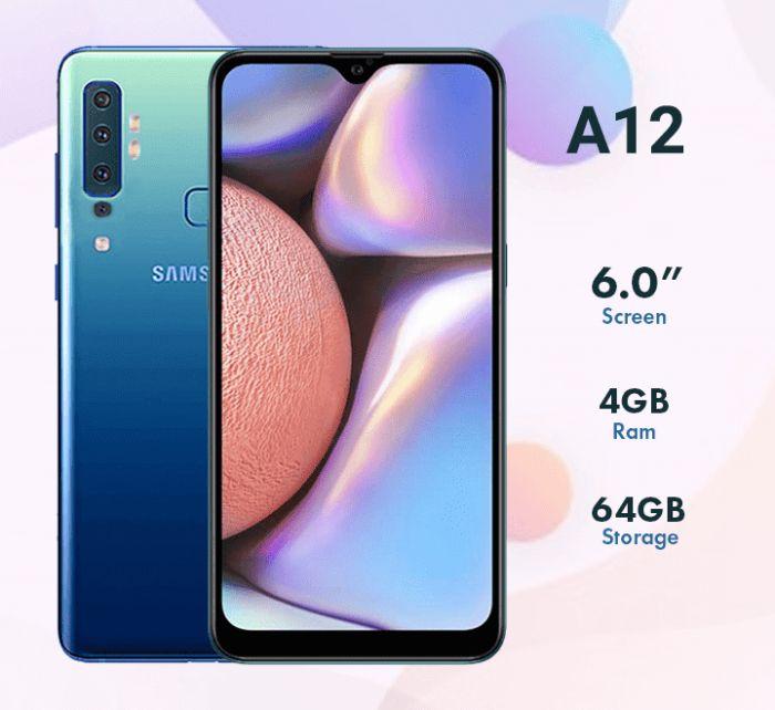Samsung A12 Loi Mat Nguon 1