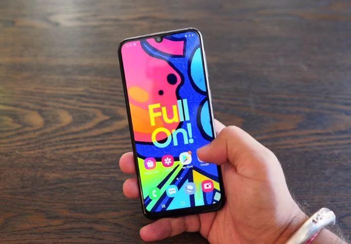 Samsung F41 Thay Rung 2