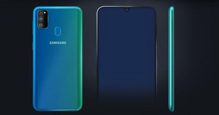 Samsung M12s Thay Loa 1