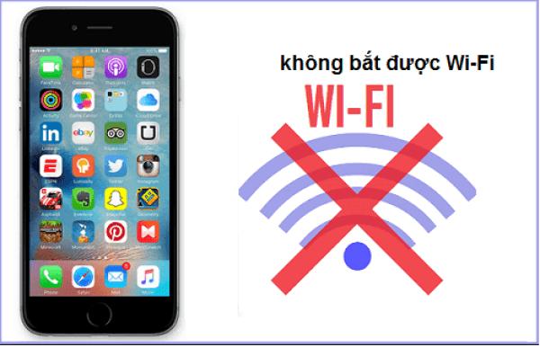 Ien Thoại Khong Ket Noi Wifi